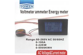 LCD 4IN1 DISPLAY METER - Myanmar Online Shopping