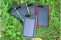 solar power bank charge