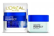 L'OREAL PARIS White Perfect Day Cream SPF17 PA++ Whitening + Even Tone 50ml