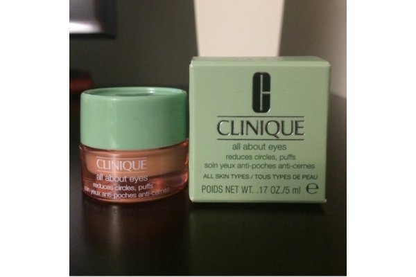CLINIQUE ( ALL ABOUT EYES 5 ML)